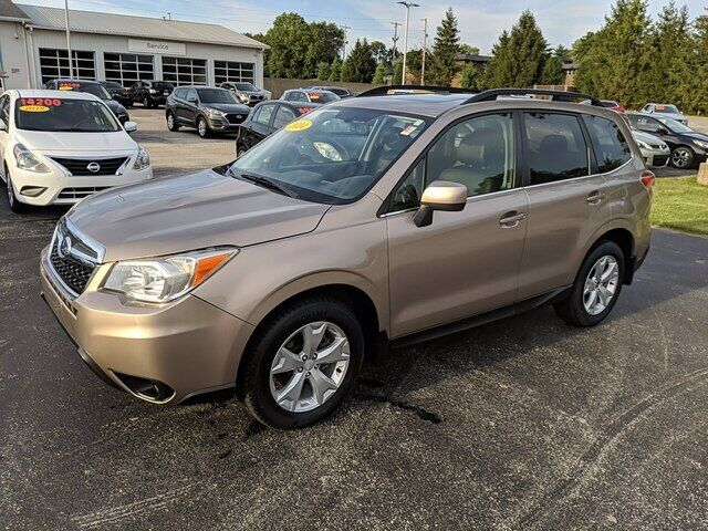 2014 Subaru Forester 2.5i Limited Bloomington IN
