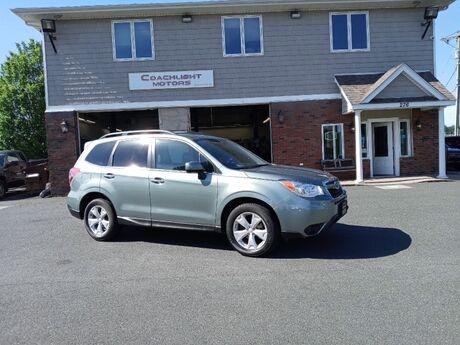 2014 Subaru Forester 2.5i Limited East Windsor CT