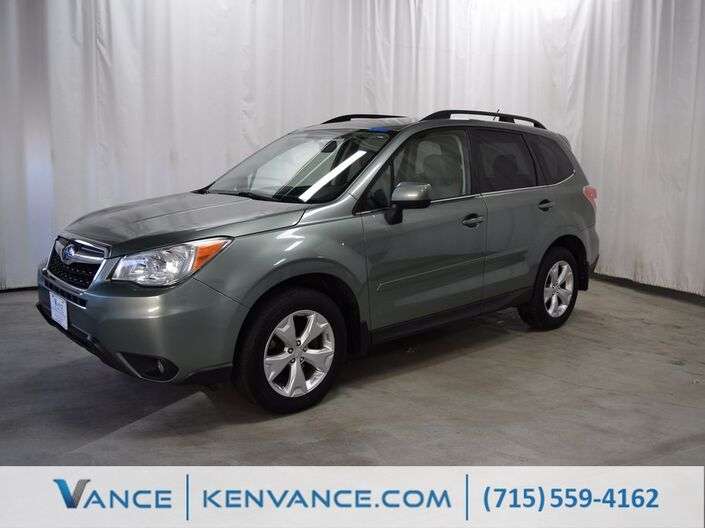 2014 Subaru Forester 2.5i Limited Eau Claire WI