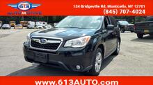 2014_Subaru_Forester_2.5i Limited_ Ulster County NY