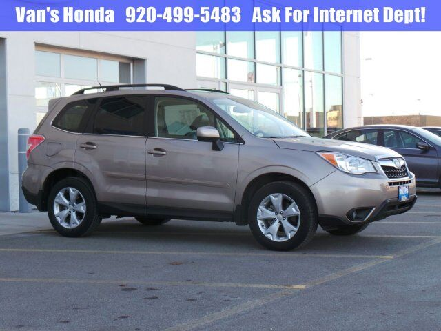 2014 Subaru Forester 2.5i Limited Green Bay WI