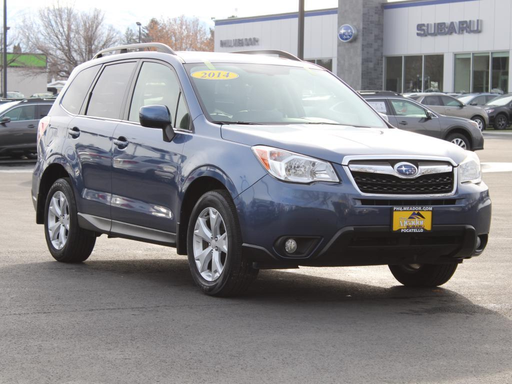 2014 Subaru Forester 2.5i Limited Pocatello ID