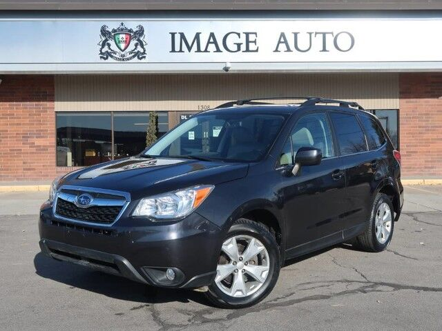 2014 Subaru Forester 2.5i Limited West Jordan UT