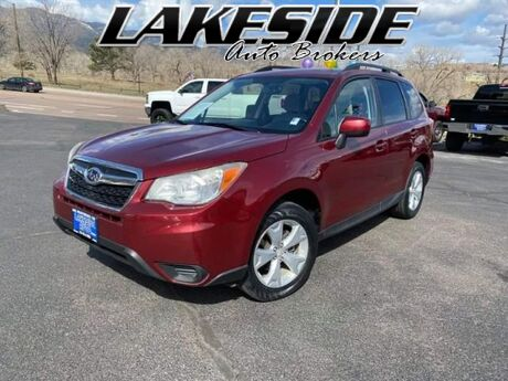 2014 Subaru Forester 2.5i Premium Colorado Springs CO