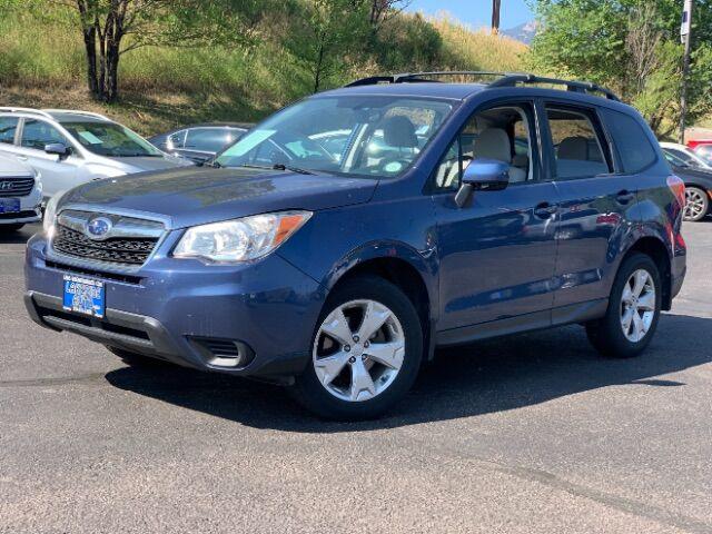 2014 Subaru Forester 2.5i Premium Colorado Springs CO