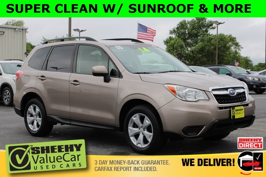 2014 Subaru Forester 2.5i Premium Hagerstown MD