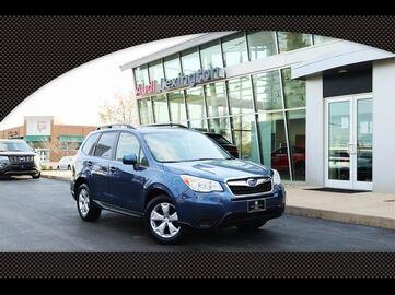 2014_Subaru_Forester_2.5i Premium_ Richmond KY