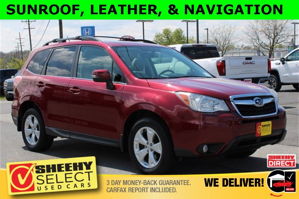 2014 Subaru Forester 2.5i Touring Hagerstown MD