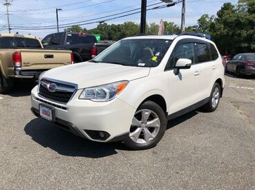 2014_Subaru_Forester_2.5i Touring_ Worcester MA