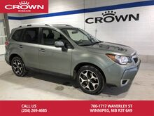 2014_Subaru_Forester_Limited 2.0XT *Heated Seats/Sunroof*_ Winnipeg MB