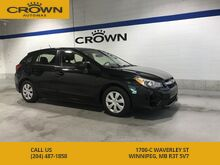 2014_Subaru_Impreza_2.5i ** AWD ** Rare Hatchback Model**_ Winnipeg MB