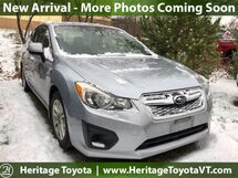 2014 Subaru Impreza Sedan Premium South Burlington VT