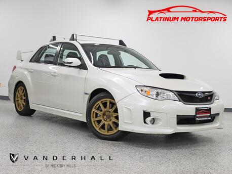 2014_Subaru_Impreza Sedan WRX STi_Wow All Original 25K Miles Leather Roof Loaded Carfax Certified_ Hickory Hills IL