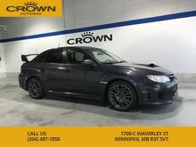 2014_Subaru_Impreza Sedan WRX_WRX STI **Crown Clearance Vehicle** Remote Start**_ Winnipeg MB