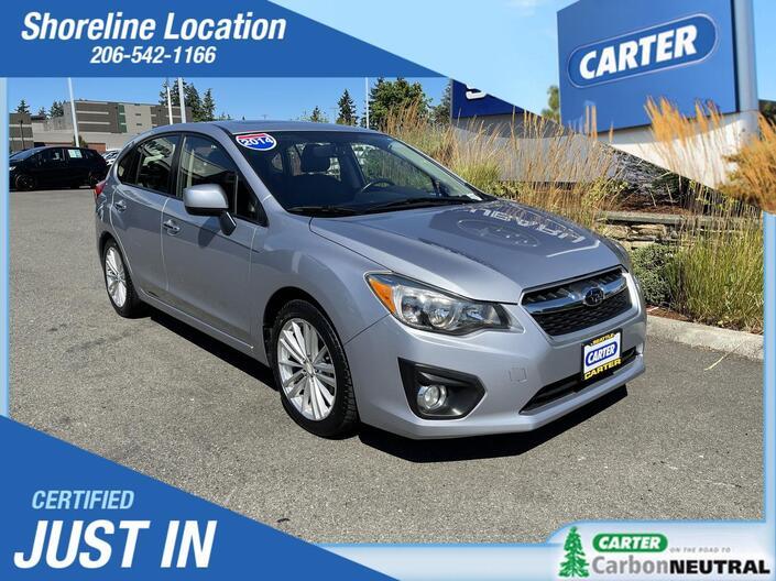2014 Subaru Impreza Wagon 2.0i Limited Seattle WA