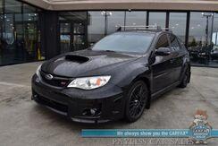 2014_Subaru_Impreza Wagon_WRX STI / AWD / 6-Spd Manual / BBS Wheels / Aftermarket Air Intake / Heated Alcantra Seats / Bluetooth / Cruise Control / Luggage Rack / 23 MPG / Only 61k Miles_ Anchorage AK