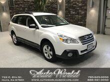 2014_Subaru_LEGACY OUTBACK AWD__ Hays KS