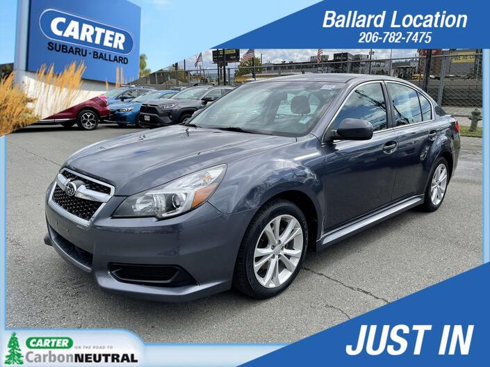 2014 Subaru Legacy 2.5i Premium Seattle WA
