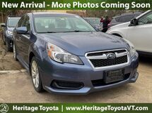 2014 Subaru Legacy 2.5i Premium South Burlington VT