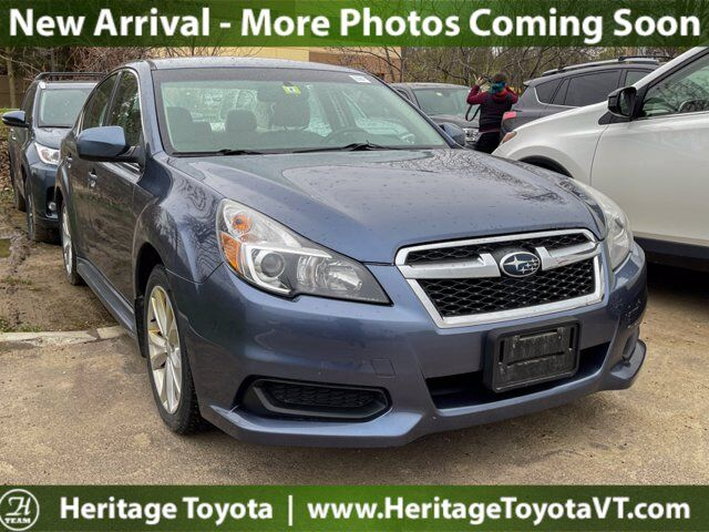 2014 Subaru Legacy 2.5i Premium South Burlington VT