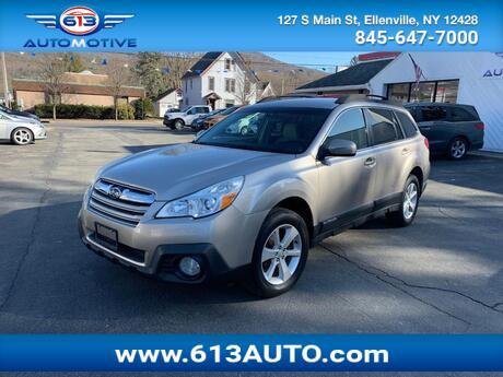 2014 Subaru Outback 2.5I Premium Ulster County NY