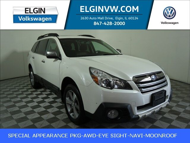 2014 Subaru Outback 2.5i Limited Elgin IL