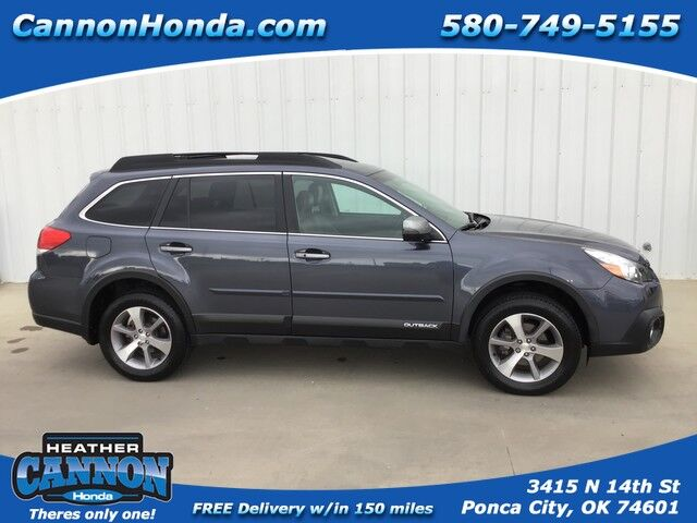 2014 Subaru Outback 2.5i Limited Ponca City OK