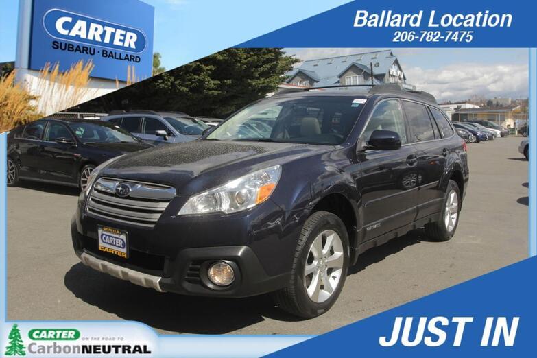 2014 Subaru Outback 2.5i Limited Seattle WA
