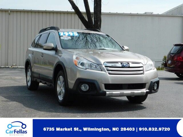 2014 Subaru Outback 2.5i Limited Wilmington NC