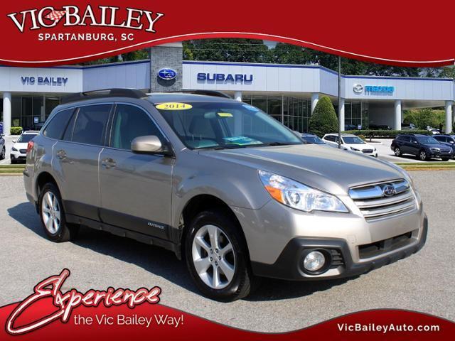 2014 Subaru Outback 2.5i Premium Spartanburg SC