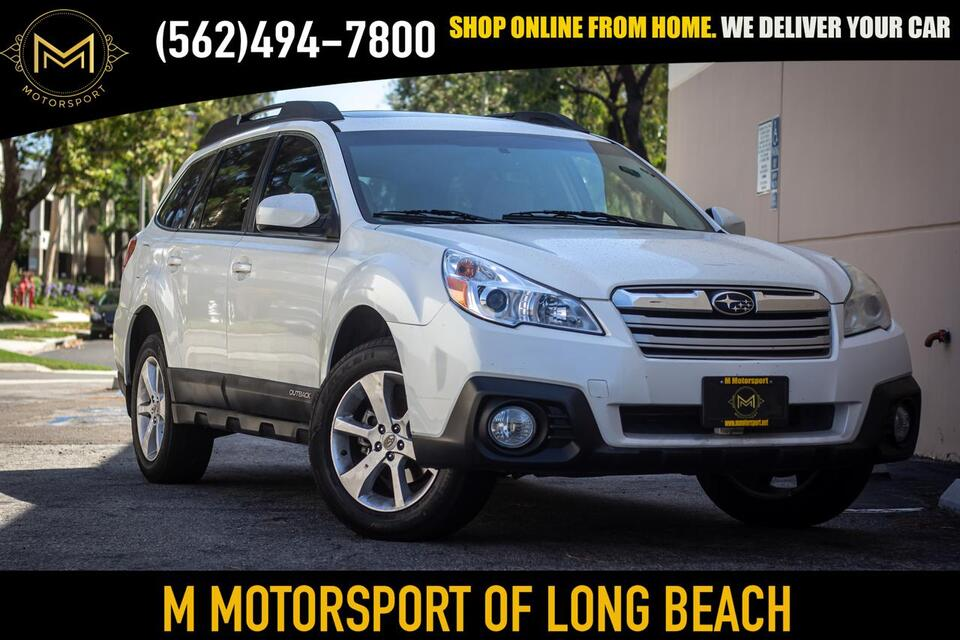 2014_Subaru_Outback_2.5i Premium Wagon 4D_ Long Beach CA