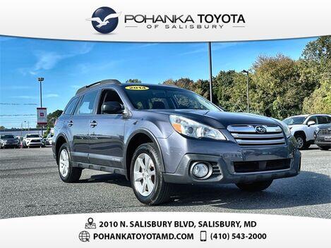 2014_Subaru_Outback_2.5i_ Salisbury MD