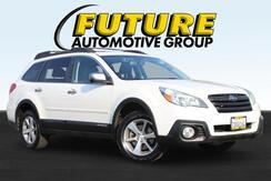 2014_Subaru_Outback_3.6R_ Roseville CA