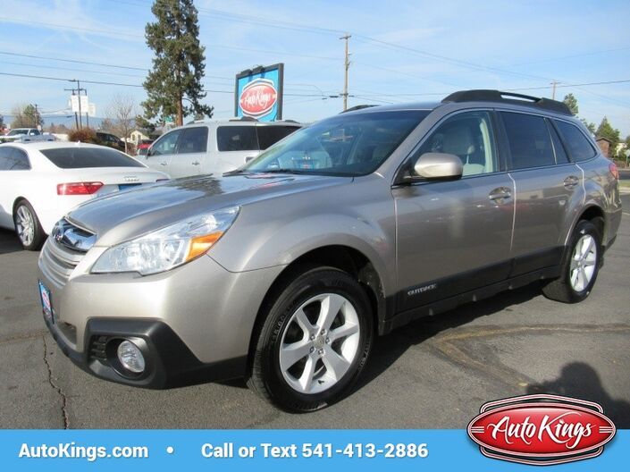 2014 Subaru Outback Premium Wagon Bend OR