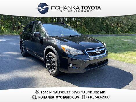 2014_Subaru_XV Crosstrek_2.0i Premium_ Salisbury MD