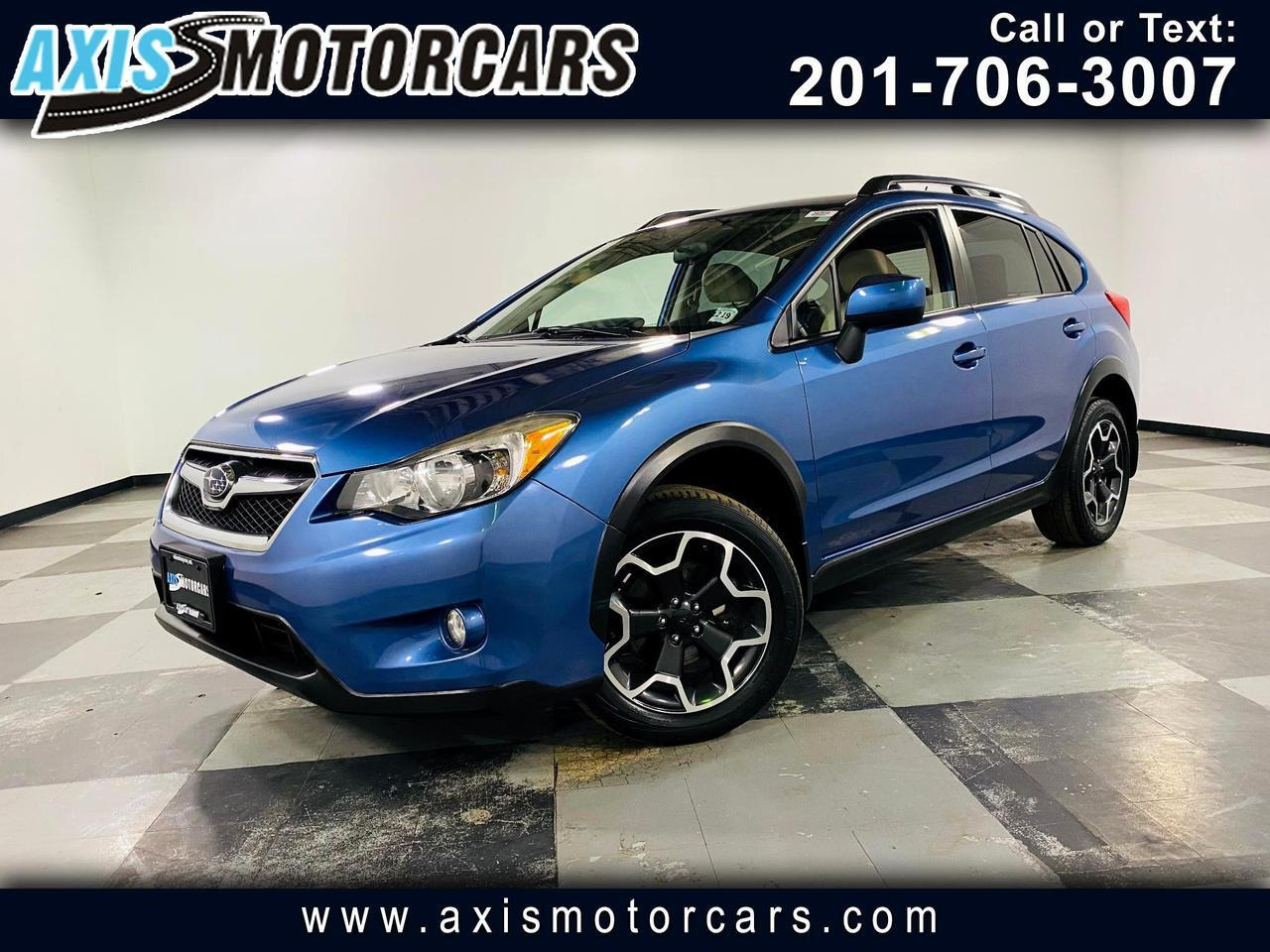 2014 Subaru XV Crosstrek 5dr Auto 2.0i Limited Jersey City NJ