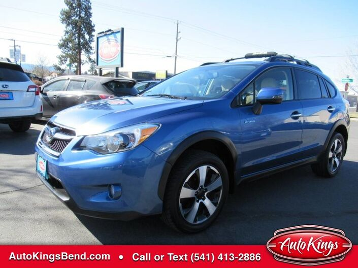 2014 Subaru XV Crosstrek Hybrid  Bend OR