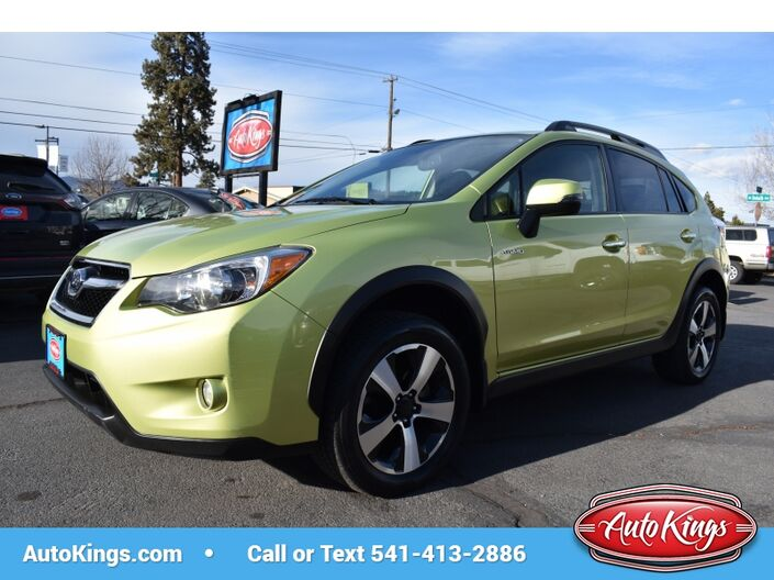 2014 Subaru XV Crosstrek Hybrid Touring Bend OR