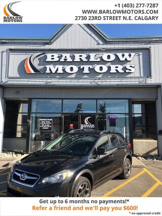 2014_Subaru_XV Crosstrek_Limited AWD Navigation Sunroof Fully Equipped_ Calgary AB