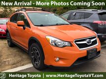 2014 Subaru XV Crosstrek Premium South Burlington VT