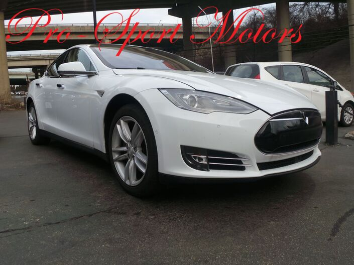 2014 TESLA MODEL S 85 W Conshohocken PA