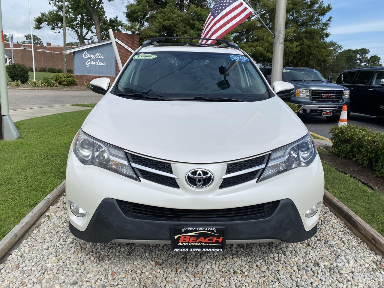 2014 TOYOTA RAV4 LIMITED, WARRANTY, LEATHER, NAV, SUNROOF, HEATED FRONT SEATS, BACKUP CAM, 1 OWNER, CLEAN CARFAX! Norfolk VA
