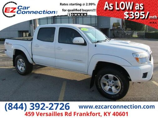 2014_TOYOTA_TACOMA_DOUBLE CAB_ Frankfort KY