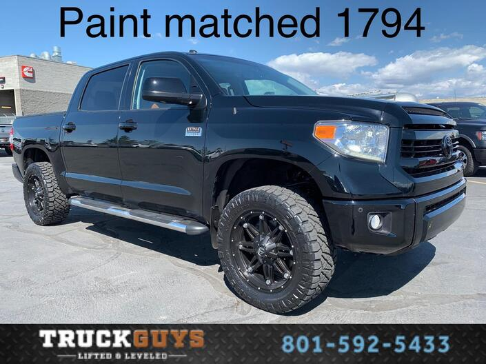 2014 TOYOTA TUNDRA  West Valley City UT