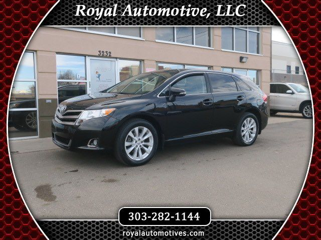 2014 TOYOTA VENZA LE Englewood CO