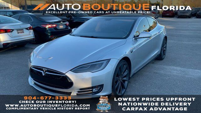 2014 Tesla Model S 60 kWh Battery Jacksonville  FL