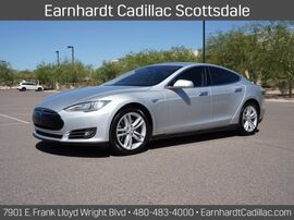 2014_Tesla_Model S_60 kWh Battery_ Phoenix AZ