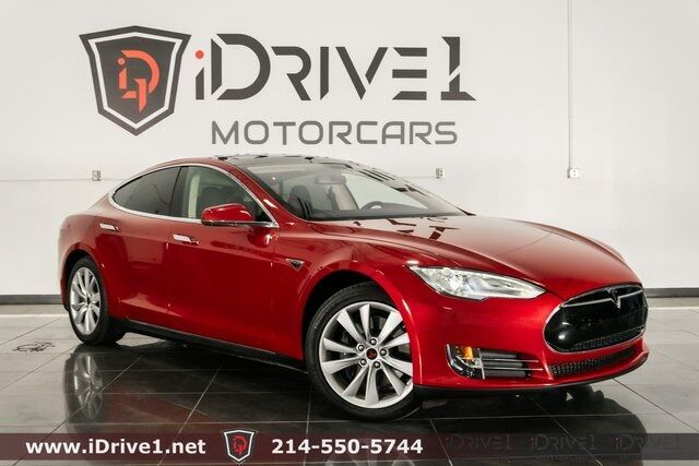 2014 Tesla Model S 85 Carrollton TX