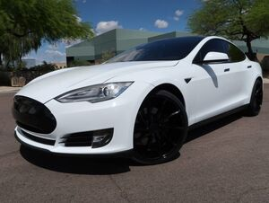 2014_Tesla_Model S_85_ Scottsdale AZ