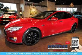 2014_Tesla_Model S_85 kWh 4D Sedan EV_ Scottsdale AZ